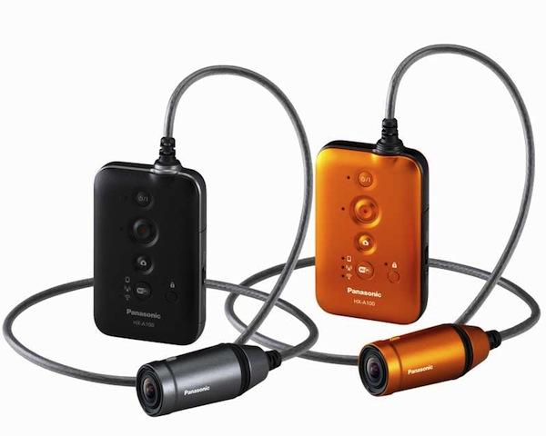 Panasonic HX-A100 Camcorder