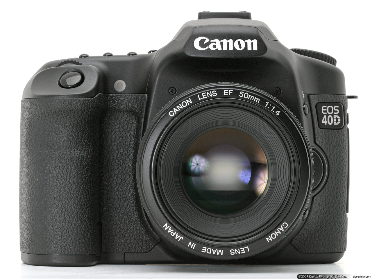 Photo of Canon EOS 40D Camera: Review