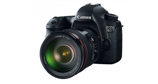 Photo of Canon EOS 6D Camera: Review