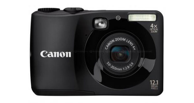 Photo of Canon PowerShot A1200 Camera: Review