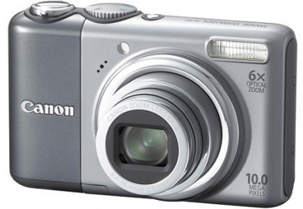 Photo of Canon PowerShot A2000 IS Camera: Review