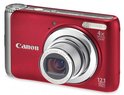 Photo of Canon PowerShot A3100 IS Camera: Review