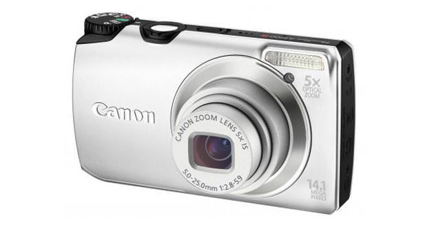 Photo of Canon PowerShot A3200 IS Camera: Review