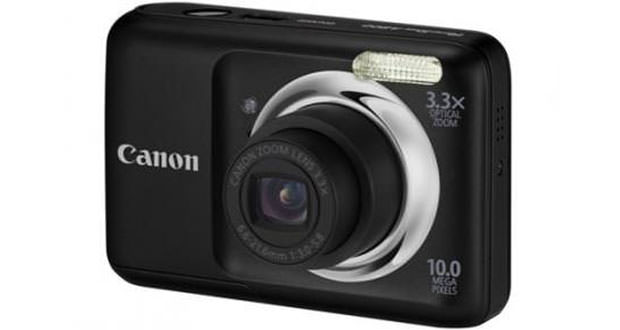 Photo of Canon PowerShot A800 Camera: Review