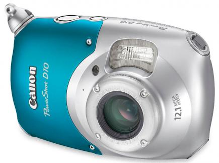Photo of Canon PowerShot D10 Camera: Review