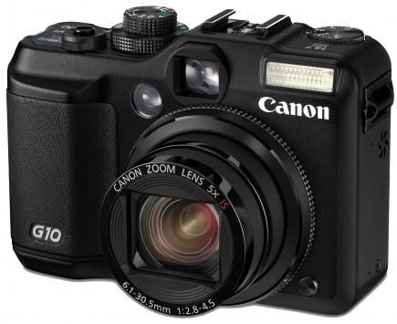 Photo of Canon PowerShot G10 Camera: Review