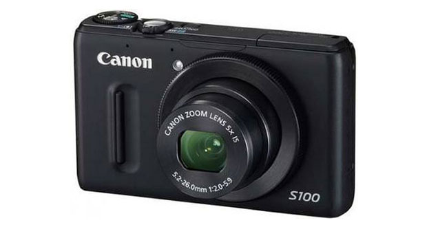 Photo of Canon PowerShot S100 Camera: Review