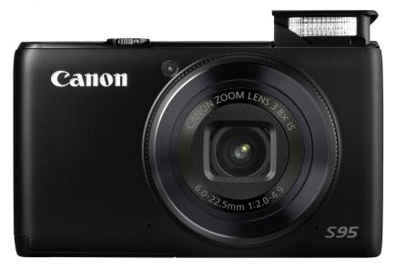 Photo of Canon PowerShot S95 Camera: Review