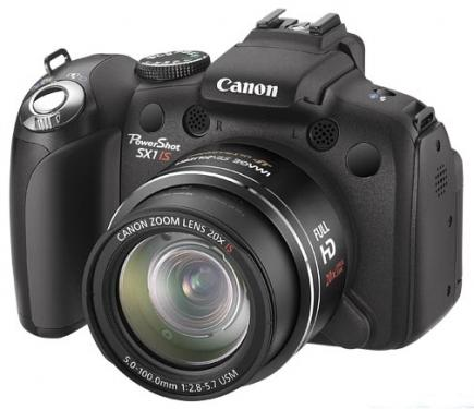 Photo of Canon PowerShot SX IS Camera: Review