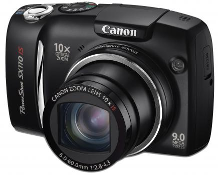 Photo of Canon PowerShot SX110 IS Camera: Review