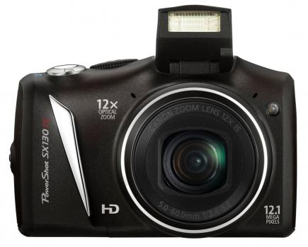 Photo of Canon PowerShot SX130 IS Camera: Review