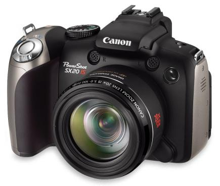 Photo of Canon PowerShot SX20 IS Camera: Review