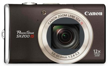 Photo of Canon PowerShot SX200 IS Camera: Review