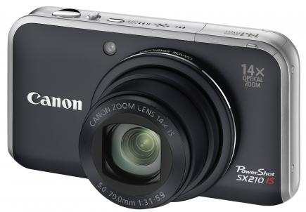 Photo of Canon PowerShot SX210 IS Camera: Review