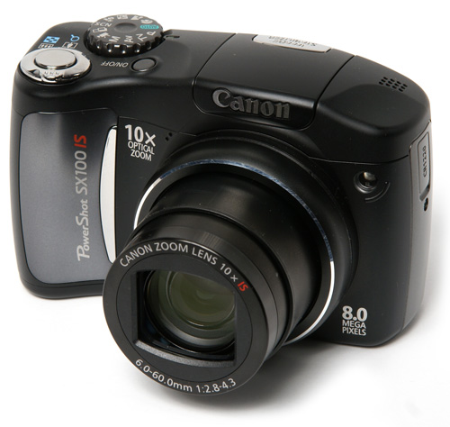 Photo of Canon PowerShot SX100IS Camera: Review