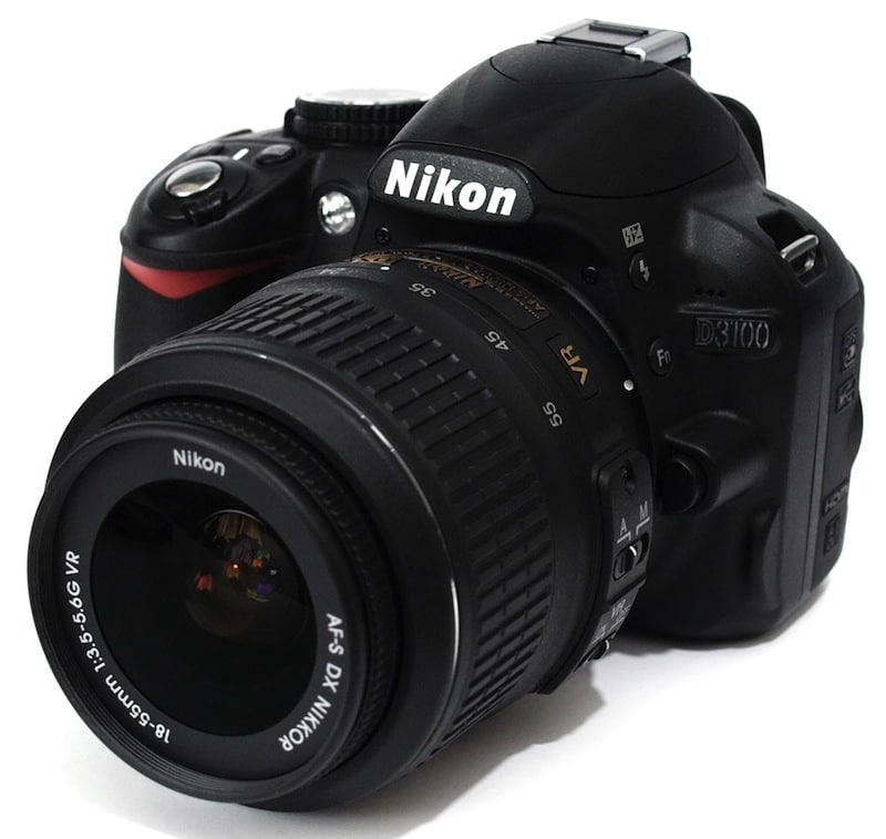 Photo of Nikon D3100: Review