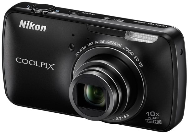 Photo of Nikon COOLPIX S800C: Review