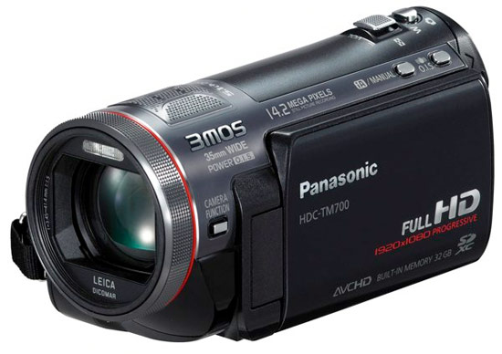 Photo of Panasonic HDC-HS700K: Review
