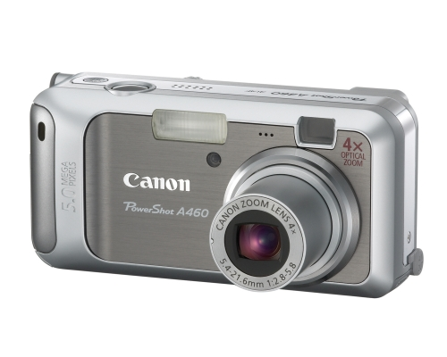 Photo of Canon PowerShot A460 Camera: Review