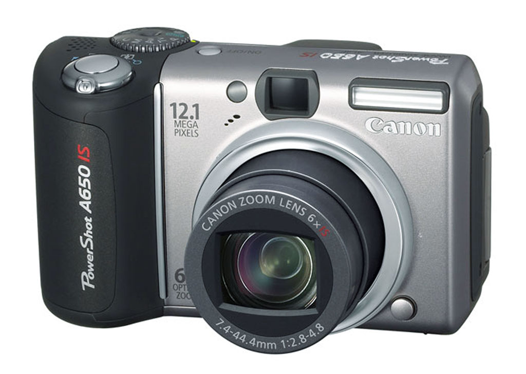 Photo of Canon PowerShot A650IS Camera: Review