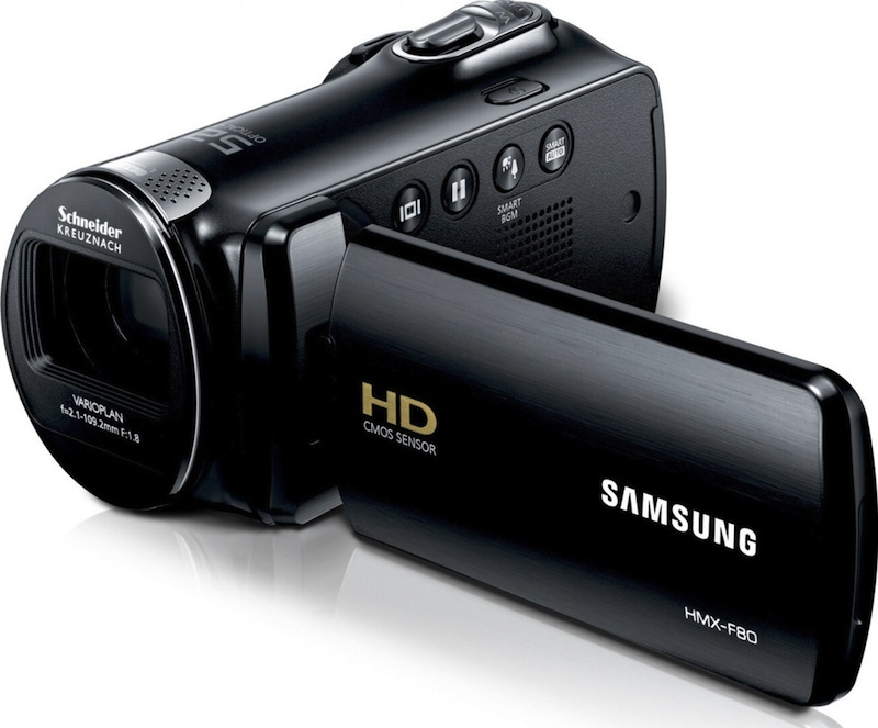 Photo of Samsung HMX-F80: Review