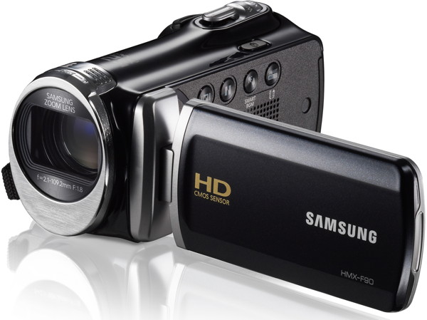 Photo of Samsung HMX-F90: Review