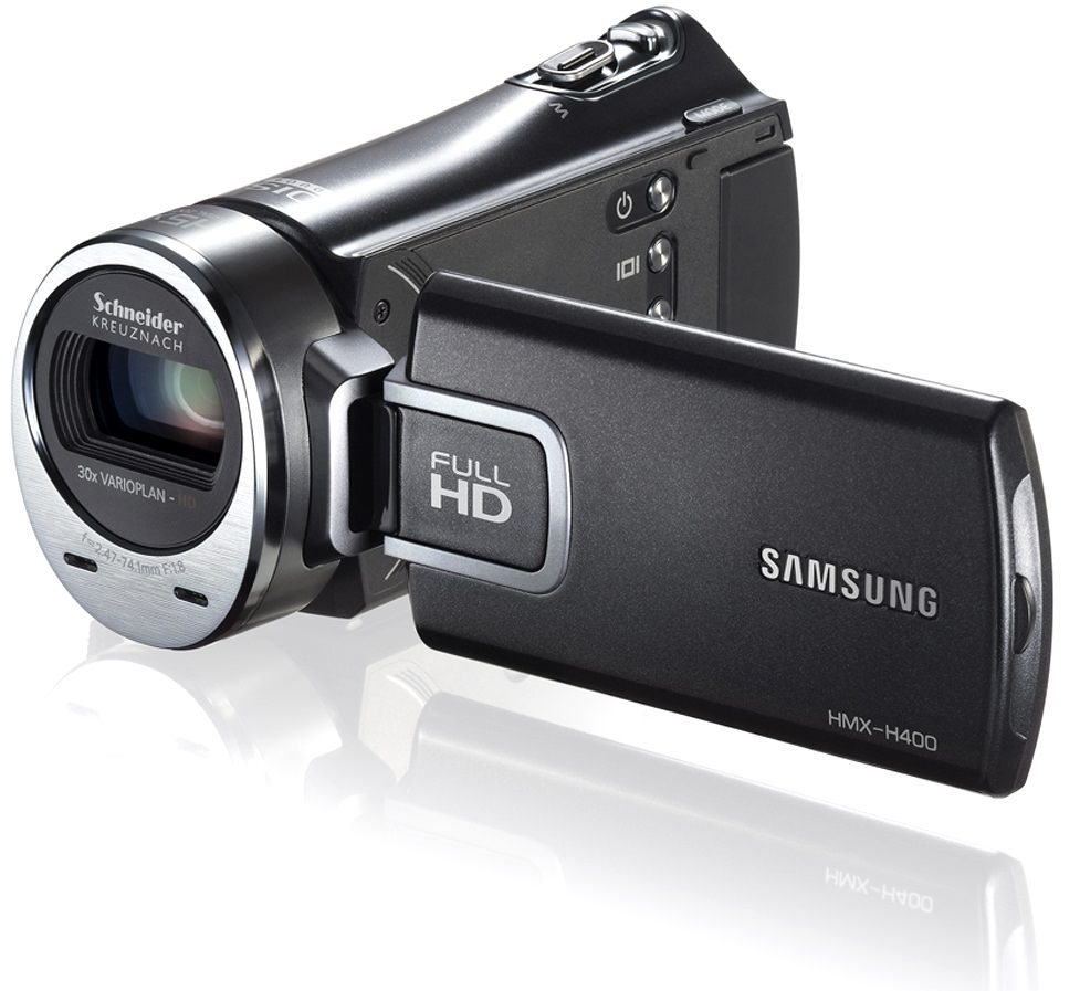 Photo of Samsung HMX-H400: Review