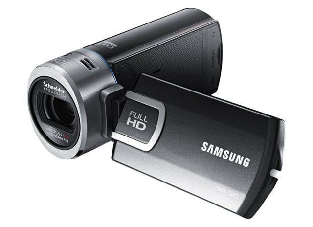 Photo of Samsung HMX-QF20: Review