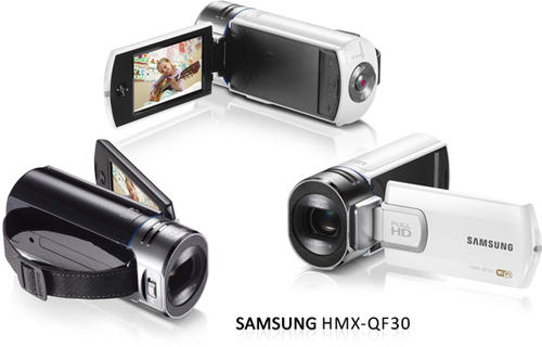 Photo of Samsung HMX-QF30: Review