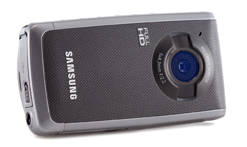 Photo of Samsung HMX-W200: Review