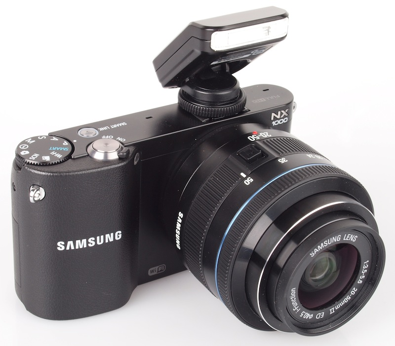 Photo of Samsung NX1000: Review