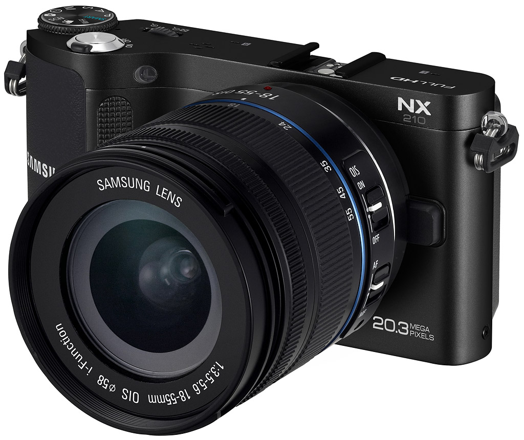 Photo of Samsung NX210: Review