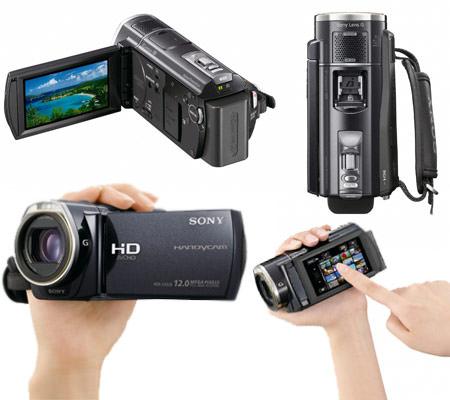 Sony HDR-CX520V