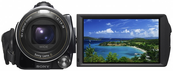 Sony HDR-CX550V