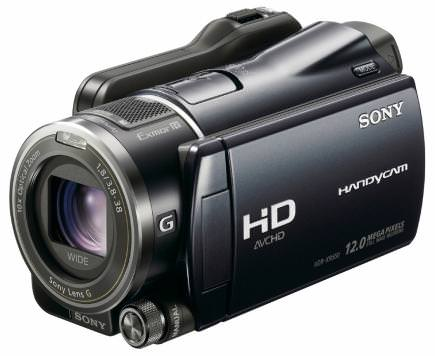 Photo of Sony HDR-CX550V Camcorder: Review
