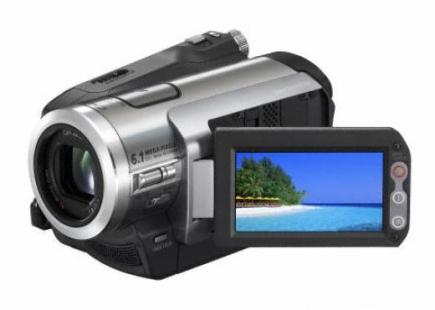 Photo of Sony HDR-HC7 Camcorder: Review