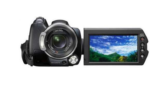 Photo of Sony HDR-SR11 Camcorder: Review