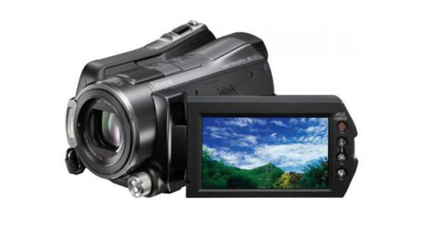 Photo of Sony HDR-SR12 Camcorder: Review