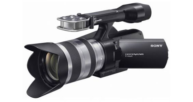 Photo of Sony NEX-VG10 Camcorder: Review