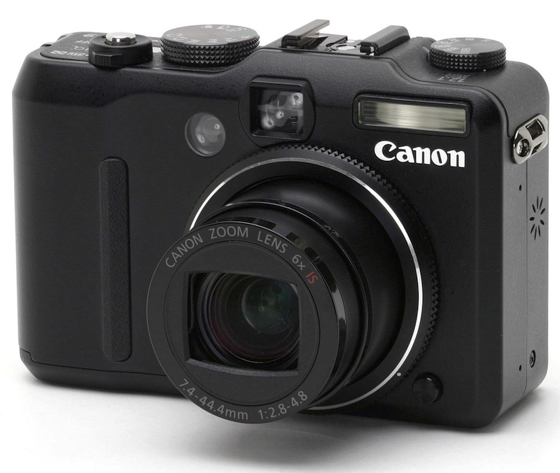 Photo of Canon PowerShot G9 Camera: Review