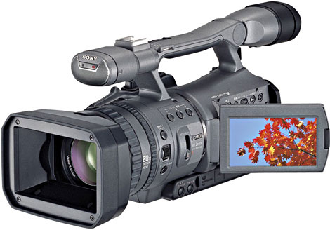 Photo of Sony HDR Fx7: Review