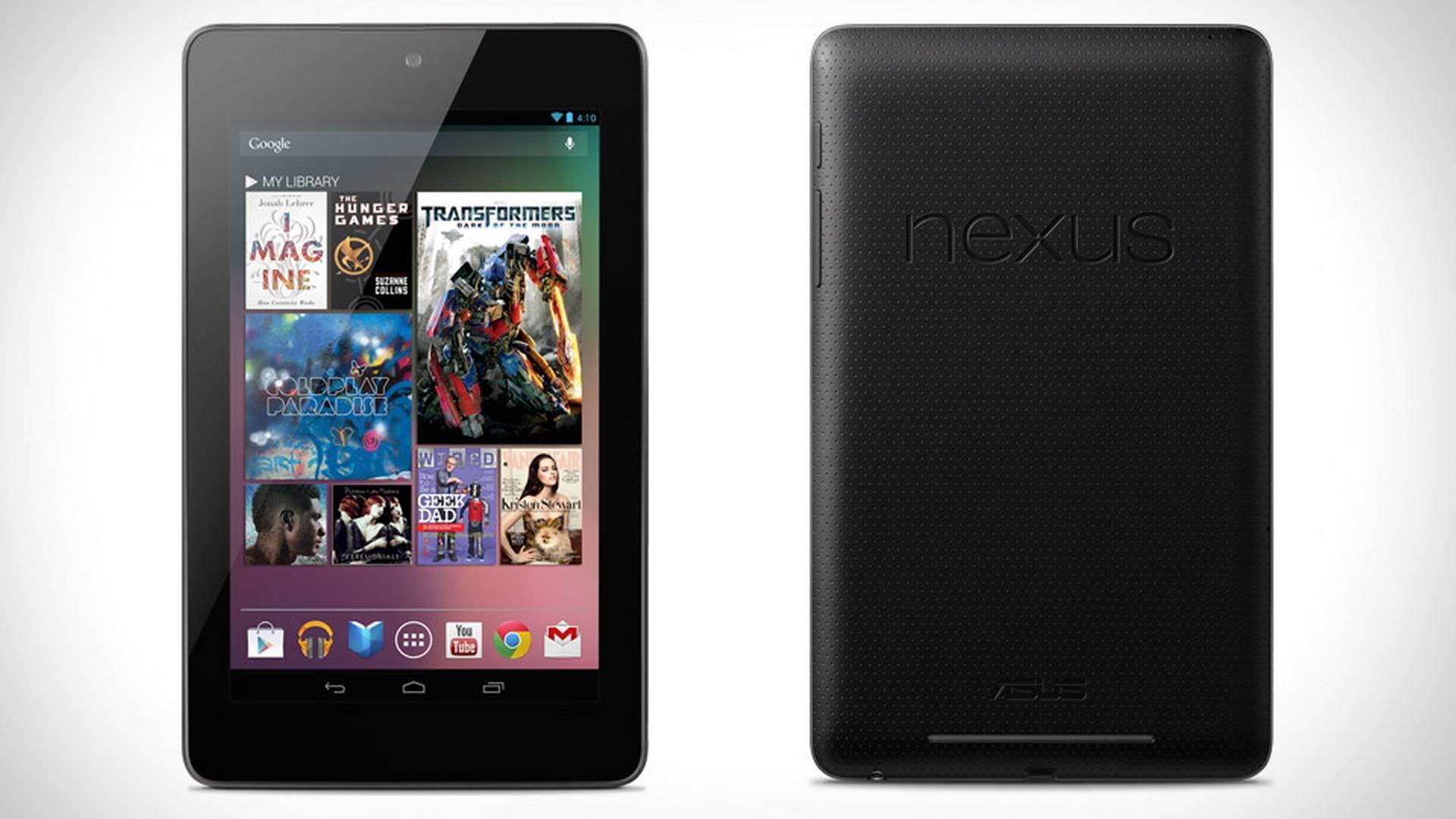 Photo of ASUS Nexus 7: Review