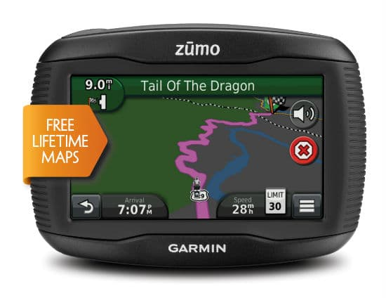 Photo of Garmin Zumo 350LM: Review