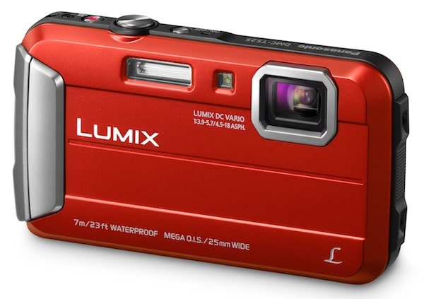 Photo of Panasonic Lumix DMC-TS25: Review