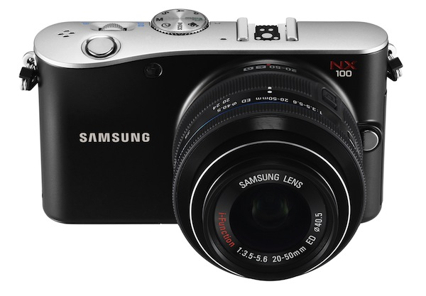 Photo of Samsung NX100: Review