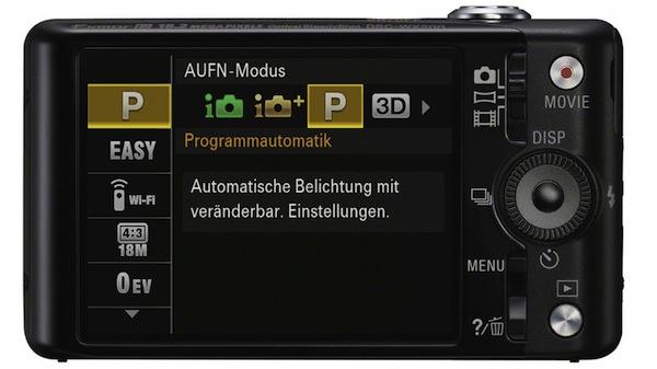 Sony DSCWX200
