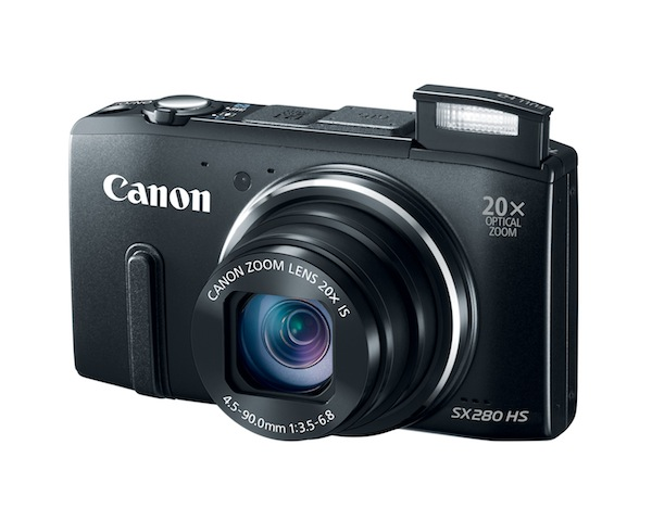 Photo of Canon PowerShot SX280: Review