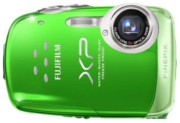 Photo of Fujifilm FinePix XP10: Review