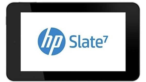 HP Slate 7 Tablet Tablet