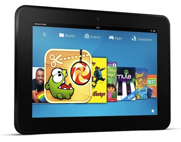 Photo of Kindle Fire HD: Review